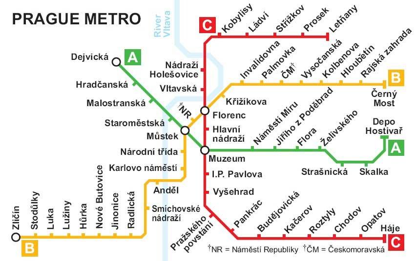 Схема-метро
