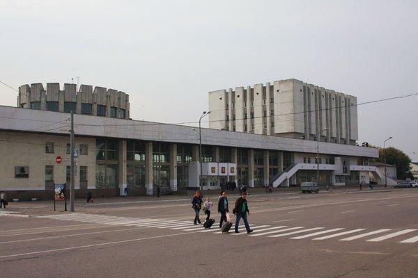 вокзал Владимира