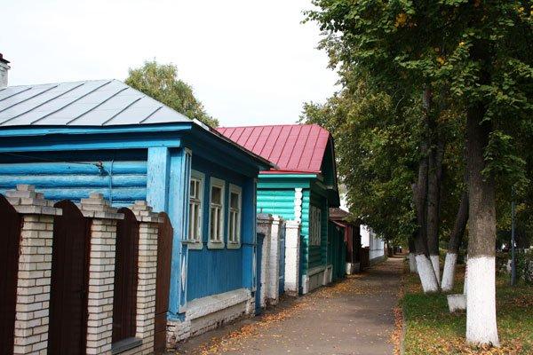 Дома на ул. Ленина