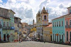 Brazil-salvadorbuildings