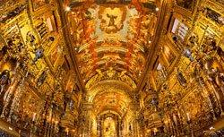 Церковь-золото