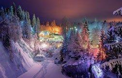 Парк-Руск-зима