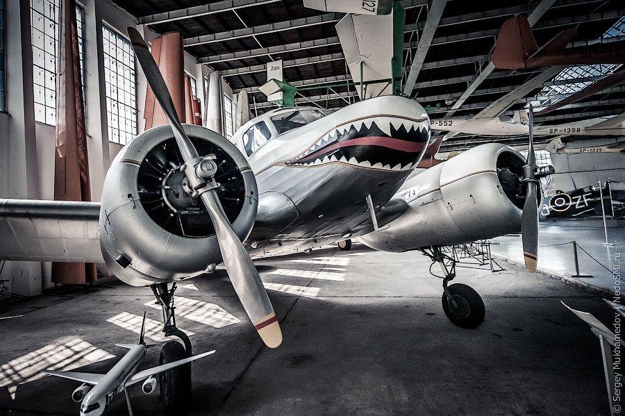 Музей польской авиации фото