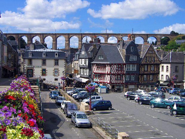 Бретань во Франции фото