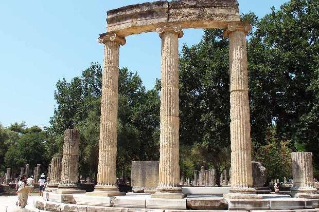 экскурсии в греции пелопоннес